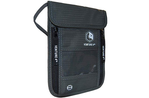 Venture Travel Neck Wallet