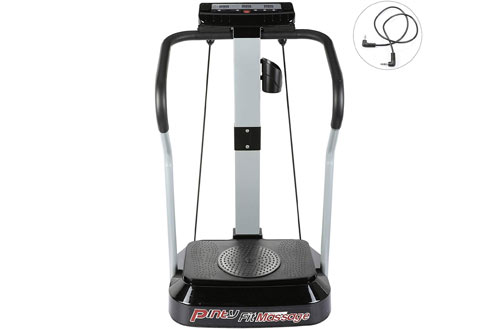 Exercise Machine with MP3 Player