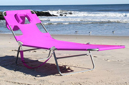 Awesome Top 10 Best Portable Folding Beach Lounge Chairs Reviews In 2019 Gamerscity Chair Design For Home Gamerscityorg