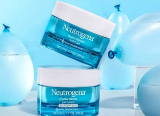Neutrogena Hydro Boost Hyaluronic Acid Hydrating Face Moisturizer Gel for Dry Skin