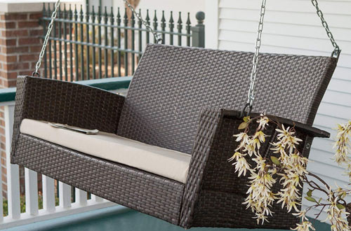 Coral Coast Soho Hanging Porch Swing