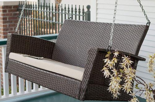 Coral Coast Soho Hanging Porch Swing