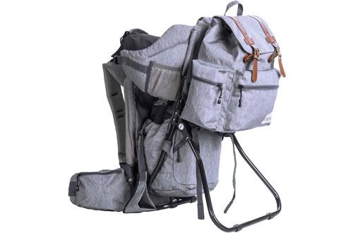 Clevr Urban Explorer Hiking Children Backpack Carrier