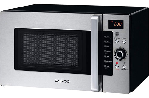 Daewoo KOC-9Q4DS Stainless Steel Microwave Ovens