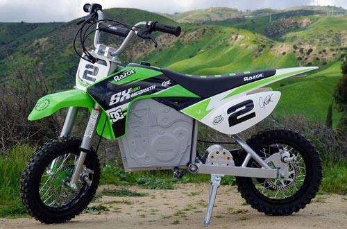 Razor Dirt Rocket McGrath Electric Motocross Bike