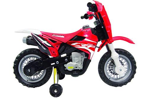 Best Ride On Cars 185 Honda CRF250R Kids Dirt Bike