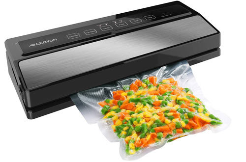 GERYON Vacuum Sealer Machine & Automatic Food Sealer for Food Savers