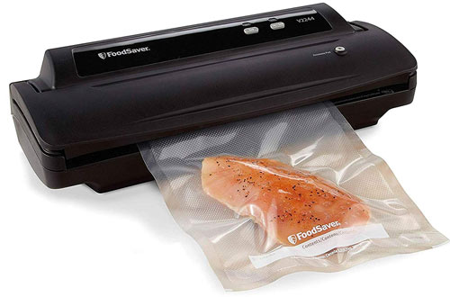 FoodSaver Vacuum Sealer Machine with Bags & Rolls Starter Kit