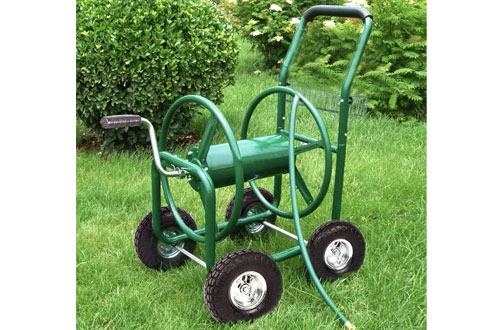FDW Garden Water Hose Reel Carts