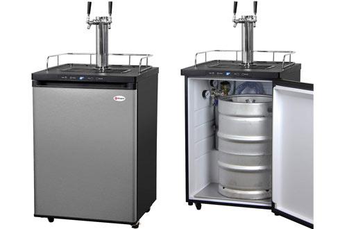 Kegco K309SS-2 Beer Keg