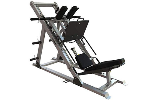 FORCE USA Monster Ultimate 45 Degree Seated Leg Press - Hack Squat Press Combo