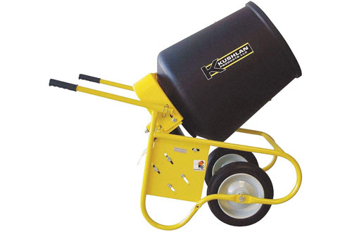 Wheelbarrow Portable Cement Mixers
