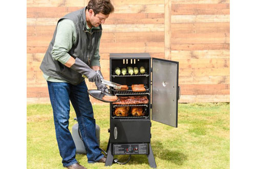 Masterbuilt 20051311 GS30D Propane Smoker with Doors