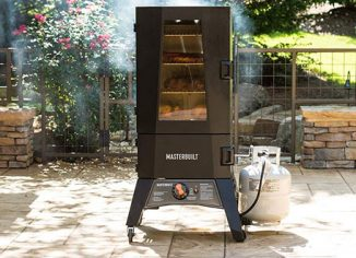 Masterbuilt Propane Smokers - MB20050716 Mps 330g