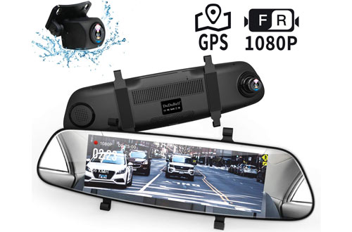 Backup Camera for Car with External GPS