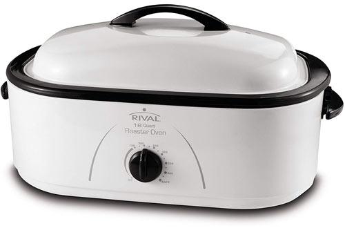 Rival Roaster Ovens, 18-Quart