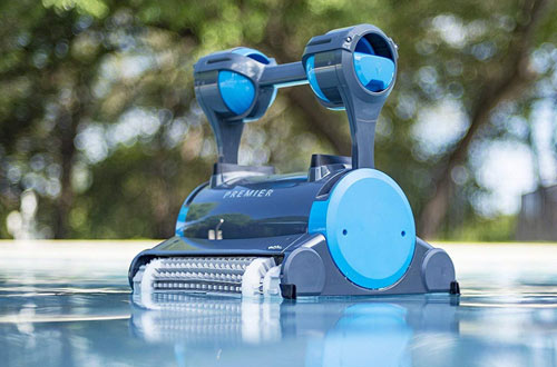 Dolphin Premier Robotic Pool Cleaners