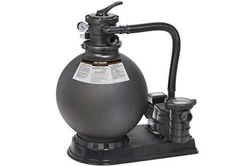 Hayward 1.5 HP Pool Sand Filter System