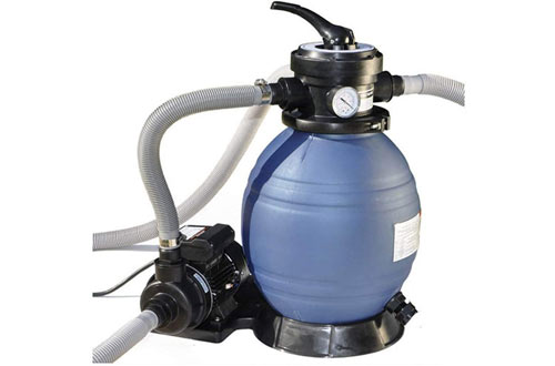 Sand Master Soft Sided Above Ground Sand Filter for Pool