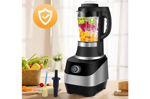 Cenow Commercial Blender with Smart Touch &Multifunctional Blender