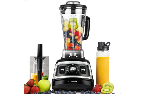 COSORIProfessional Heavy Duty Smoothie Makers with Variable Speeds