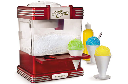 Nostalgia RSM602 Retro Snow Cone Machines