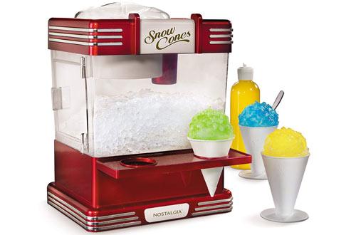 Nostalgia RSM602 Retro Snow Cone Machines