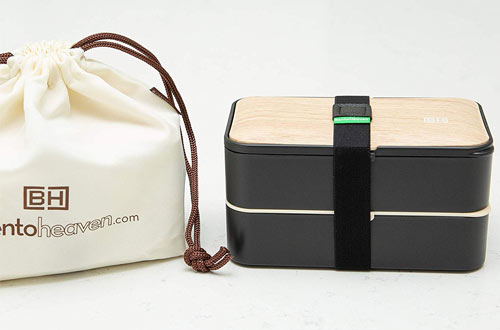Original BentoHeavenLeakproof Bento Lunch Boxes withLunch Bag
