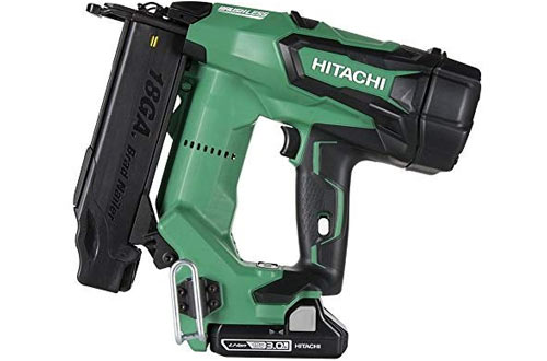 Hitachi NT1850DE 18V Compact Battery-Powered Nail Gun