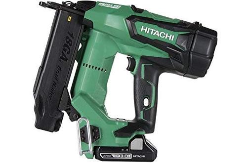 Hitachi NT1850DE 18V Compact Battery-Powered Nail Gun