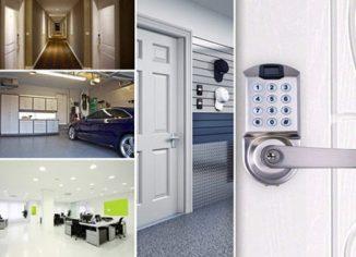 ARDWOLF A1 Keyless Biometric Keypad Lock -Fingerprint Door Locks