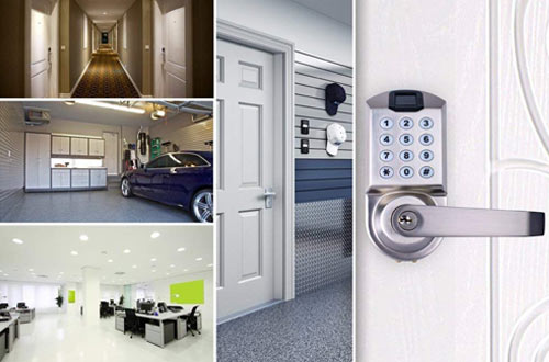 ARDWOLF A1 Keyless Biometric Keypad Lock - Fingerprint Door Locks