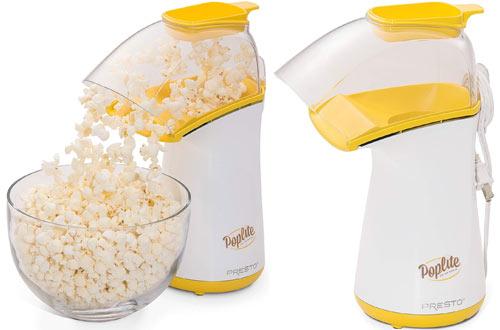 Presto 04820 PopLite Hot Air Popcorn Poppers