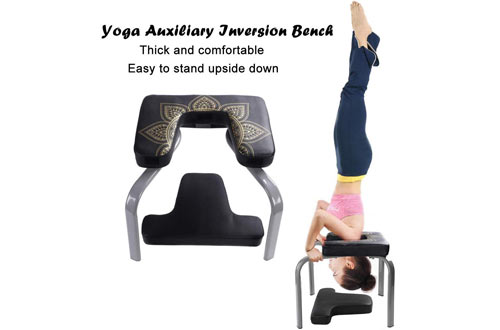 Scool Yoga Headstand Bench Yoga Inversion Chairs