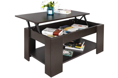 Top 10 Best Lift Top Coffee Tables With Storage Reviews In 2020