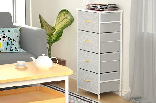 ROMOON Tall Narro Dressers for Bedroom, Closet & Entryway