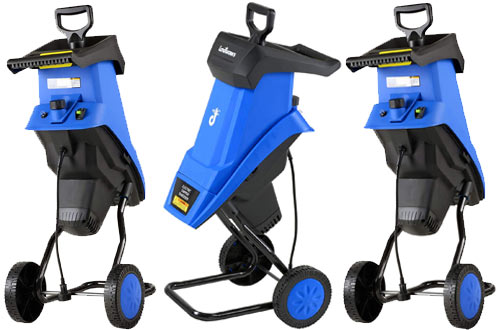 Landworks Portable Electric Wood Chippers forLawn & Garden