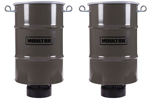 Moultrie Pro Magnum Hanging Deer Feeder with Digital Timer