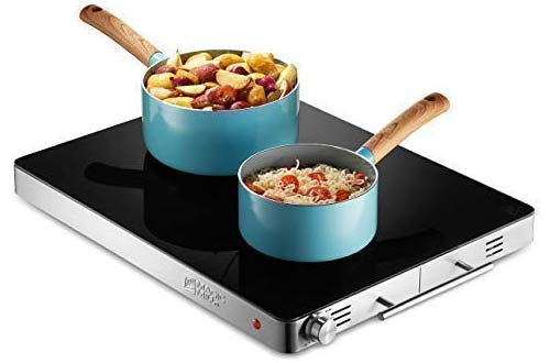 Magic Mill Electric Food Warmer Tray for Parties