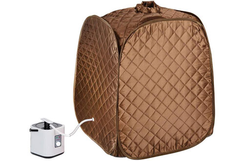 AW 2L Portable Home Steam Sauna Spa Folding Tent
