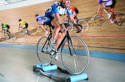 Tacx Antares Indoor Retractable Bicycle Roller