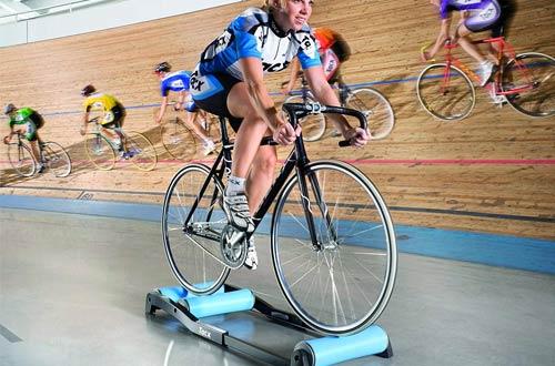 Tacx Antares Indoor Retractable Bicycle Roller