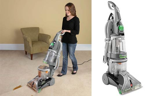 Hoover Max Extract Dual V WidePath Carpet Cleaner Machines