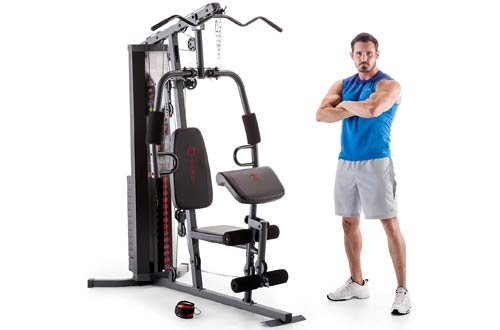 Marcy 150lb Home Gym Station for Total Body Training