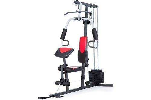 Weider Home Gym -214 lb Stack, 300 lbs