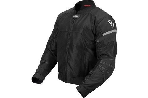 Pilot Motosport Small Direct Air Mesh Motorcycle Jackets for Men