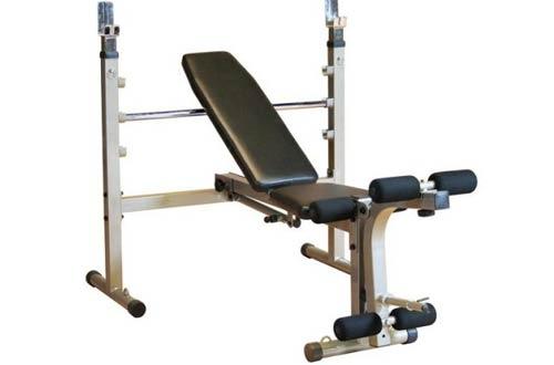 Body-Solid BFOBBest Fitness Folding Olympic Bench