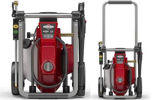 Briggs & Stratton 2000 PSI Electric Pressure Washers