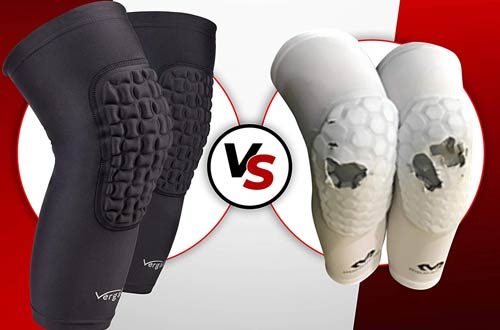 Vergali Wrestling & Basketball Knee Pads for Youth and Adult