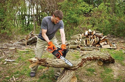 BLACK and DECKER 40V MAX Cordless Battery-Powered Chainsaws